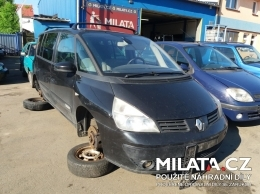 Foto #26155 RENAULT ESPACE 2,2 na náhradní díly - /files/eshop/images/product_7126-image_26155-medium.jpg