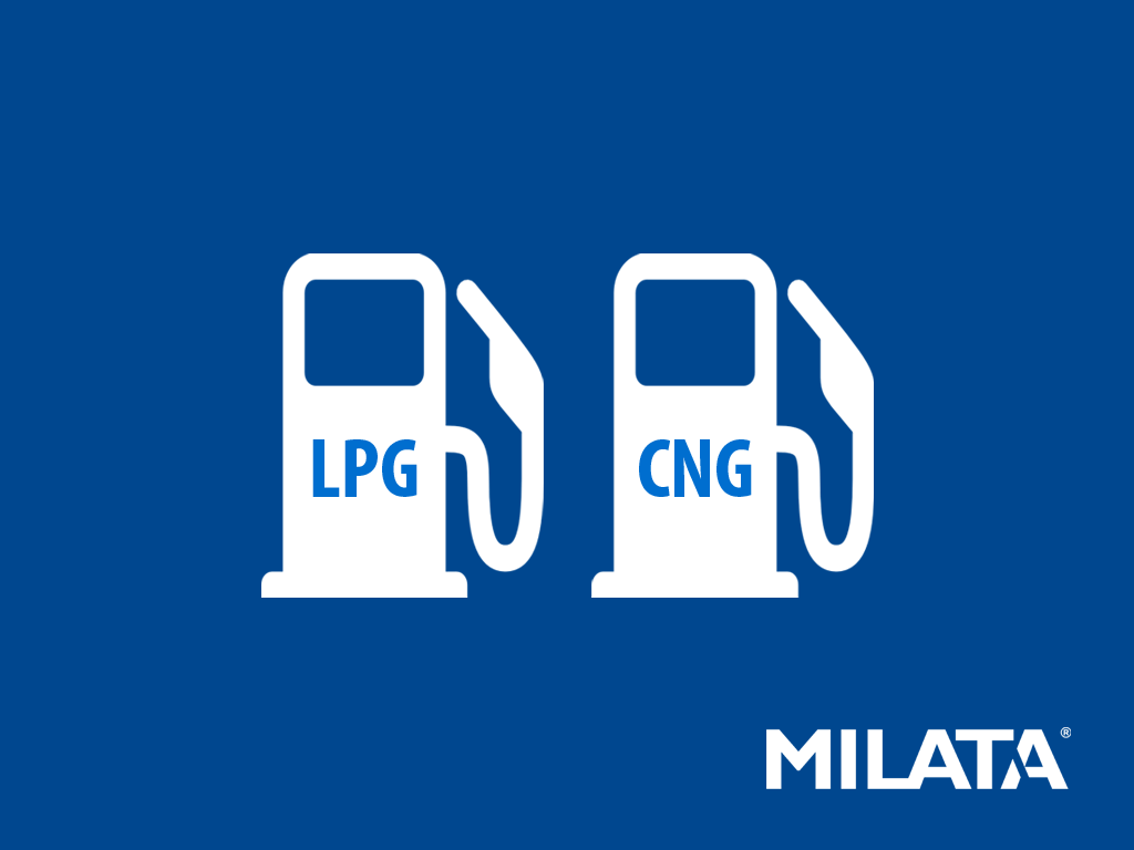 LPG a CNG systémy RENAULT